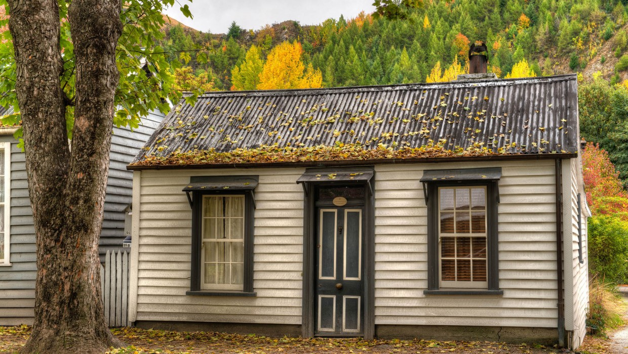 Arrowtown cottage built in 1878