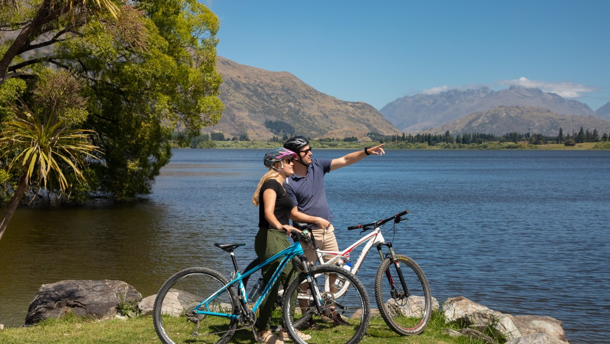 Lake Hayes, Arrowtown