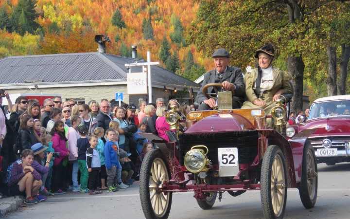 Arrowtown Autumn Festival Parade