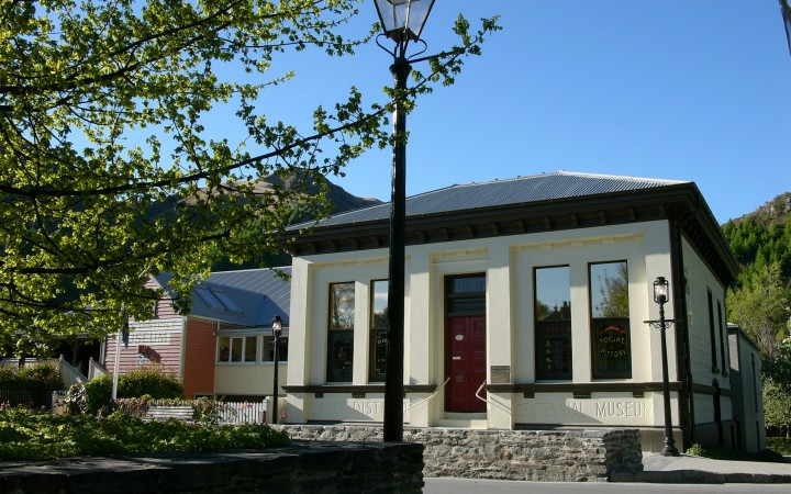 Lakes District Museum, Arrowtown