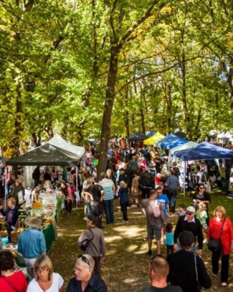Arrowtown Autumn Festival 2017