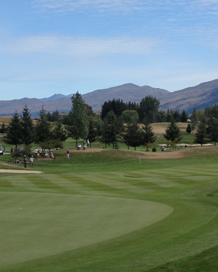 Best Golf Destination in New Zealand