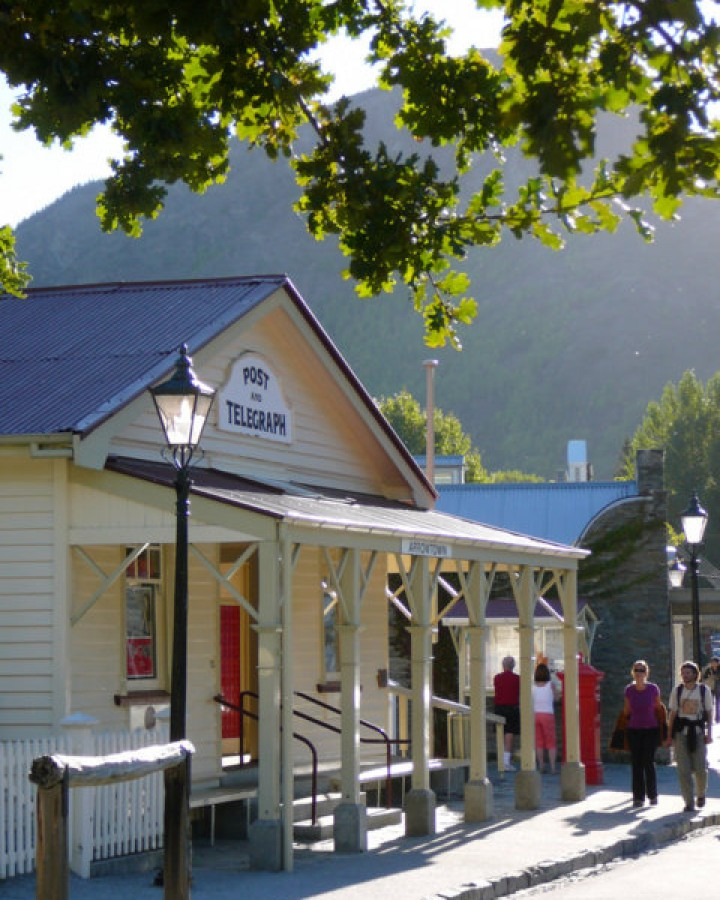 Arrowtown Market Day