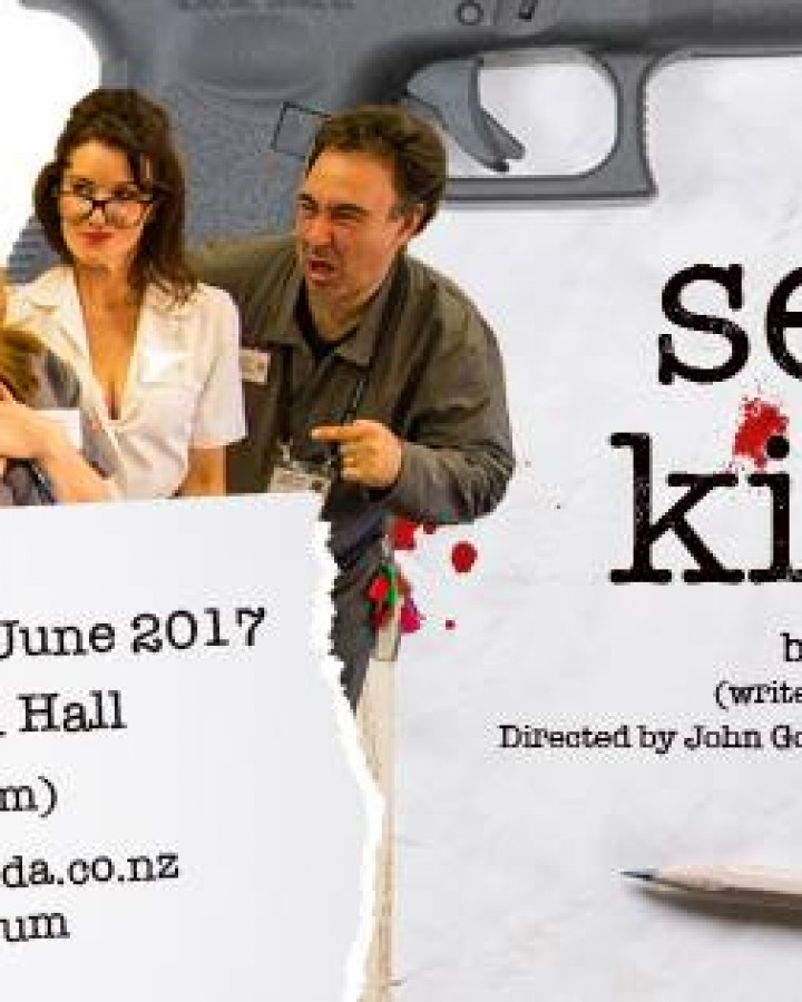 Serial Killers presented by Remarkable Theatre