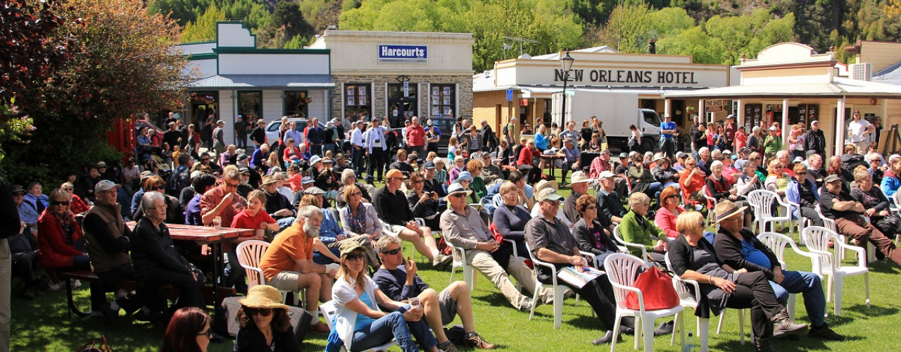 Arrowtown Jazz Day